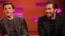 Jake Gyllenhaal Reveals Why He Loves Tom Holland So Much