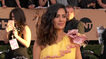Salma Hayek in talks for 'The Eternals'