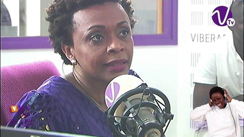 Interview des femmes qui changent le monde dans le VibeUp avec Ninou