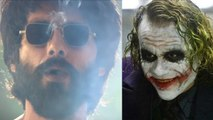 Kabir Singh: Shahid Kapoor gets trolled, Compared with Joker; Check Out | FilmiBeat