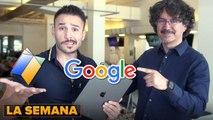 El celular FLEXIBLE de Google se deja ver y parece un... ¡TRÍPTICO!