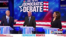 Trump Campaign Manager Mocks Joe Biden After Testy and Emotional Exchange with Kamala Harris During Democratic Debate