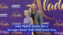 Jada Pinkett Smith And Will Smith Keep Getting Closer