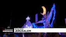 Il Festival delle Luci a Gerusalemme