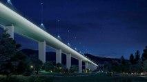 Il nuovo ponte di Genova sarà cosi