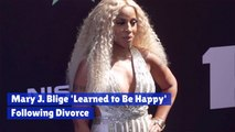 Mary J. Blige Looks Beyond Her Divorce