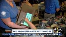 Teachers can get FREE school supplies through Four Peaks for Teachers fundraiser