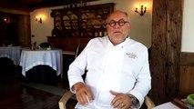 René Meilleur, chef trois étoiles aux Belleville (Savoie) :  « Envoyez-nous vos recettes de cuisine »