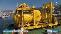Méditerranée : des plongeurs sous-marin coupés du monde terrestre pendant 28 jours