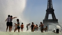 France Hits Record High Temperatures
