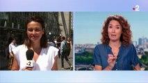 Canicule : le gouvernement demande aux Français de reporter leurs voyages
