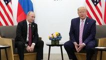 شاهد: كيف مازح ترامب بوتين حول التدخل الروسي في الانتخابات الامريكية