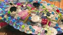 Vietnam: des oeuvres d'art faites de déchets plastiques