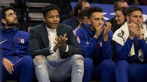 Landry Shamet Knows How Much Markelle Fultz Wants to Be Back on the Court