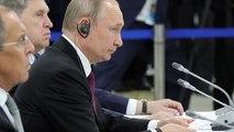 """Les valeurs libérales sont """"obsolètes"""" selon Poutine"""