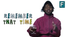 'Remember That Time': MadeinTYO's son arrived during his video shoot