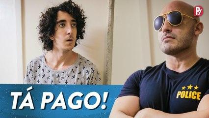 TÁ PAGO! | PARAFERNALHA