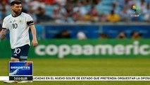 Deportes teleSUR: Dan inicio los cuartos de final en Copa América