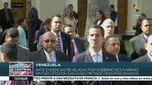 Edición Central: Venezuela presenta nuevas pruebas de plan golpista