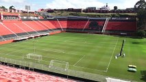 Suarez nutmegged as Uruguay train ahead of Copa America QF against Peru
