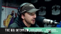 Shia Labeouf On Overcoming The Hollywood Rat Race