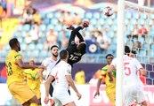 CAN 2019 - Encore une énorme boulette d'un gardien tunisien !
