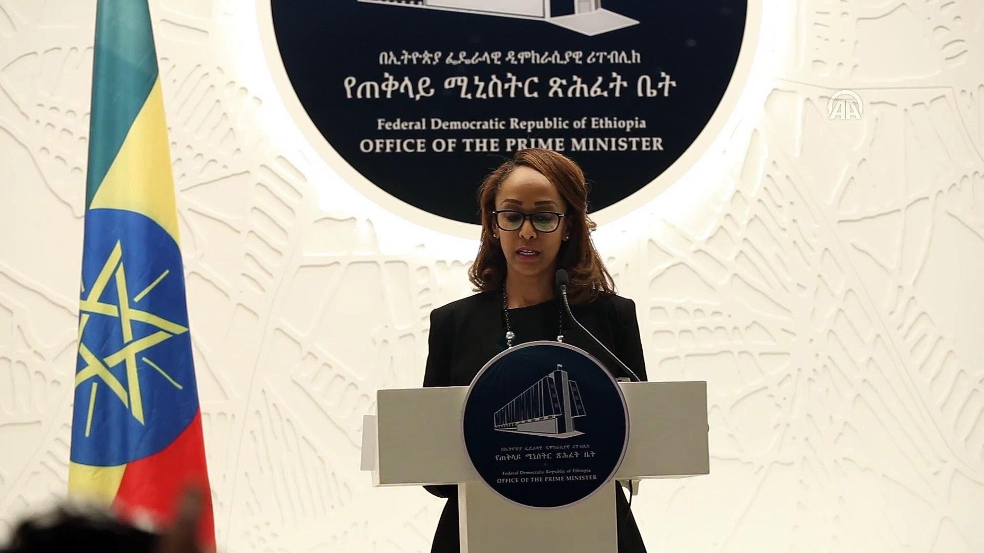 Etiyopya'dan reformlarda kararlılık mesajı - ADDİS ABABA
