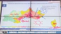 Le 18:18 - Piscines, patinoires, plages,... Les Provençaux s'organisent face à la canicule