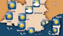 Météo en Provence : un temps à peine moins chaud