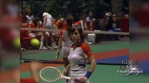 Queens of World TeamTennis: Martina Navratilova