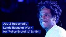 Jay Z Contributes To Art Exhibit