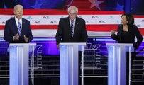 Democratic debate showdown: Rifts emerge over race and age