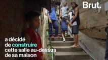 Elle boxe dans le quartier le plus dangereux de Caracas