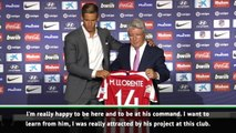 Llorente thrilled to figure in Simeone's project at Atleti