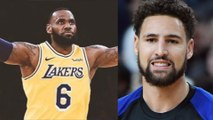 Klay Thompson Will Meet With Lakers If Warriors DO NOT Offer Max & Lebron Confirms He Is Wearing #6