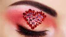 Heart-shaped blush is the cutest makeup trend we planning on trying this Valentine's Day