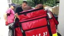 Les pompiers veillent aux coups de chaud