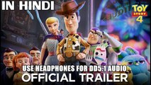 Toy Story 4 Official Trailer In Hindi -DD5.1-