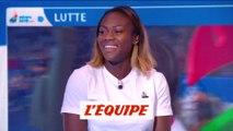 Agbegnenou «Je commence à m'installer» - Jeux Européens - Judo