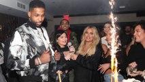 Tristan Thompson rend hommage à Khloé Kardashian