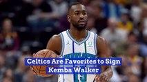 Kemba Walker Is Offered Big Boston Money
