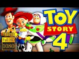 TOY STORY 4 -2019- - Full Movie Trailer in Full HD - 1080p