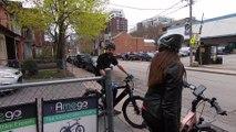 Ebike Tour of Toronto Canada - CN Tower, Waterfront, Arenas, Aquarium, Roundhouse