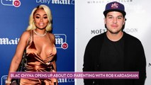 Blac Chyna Says She and Rob Kardashian Have 'No Animosity' Over Co-Parenting 2½-Year-Old Dream
