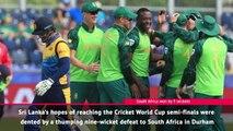 Fast Match Report - Sri Lanka suffer damaging defeat