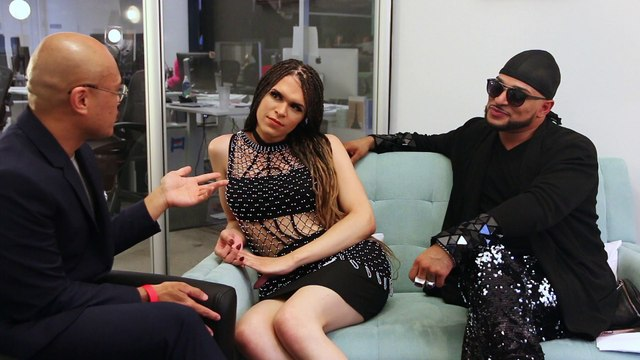 Dailymotion Pride Concert Interview: Jai International & Anastasia