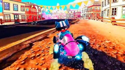 MEOW MOTORS Gameplay Trailer