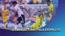 Kalahkan Rumania, Jerman ke Final Piala Eropa U-21