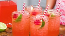 Katie Jacobs'  Cherry Limeade