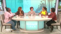 The Talk - Alanis Morissette Gets Ahead of Postpartum; Sara Gilbert Relates; 'It's hard'
